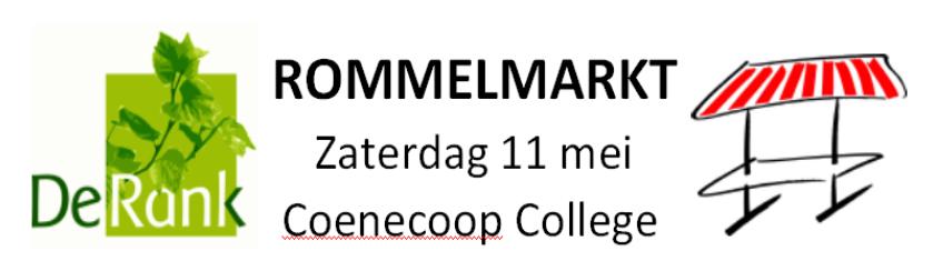Banner Rommelmarkt 2019