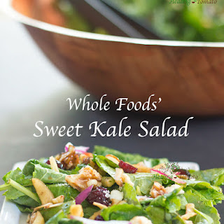 Sweet Kale Salad (Whole Foods' Copy Cat)