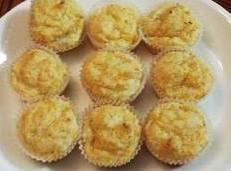 Garlic Cheese Muffins Recipe