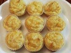 Garlic Cheese Muffins Recipe