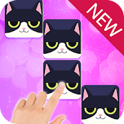 Magic Cat Piano Tiles - Pet Pianist Tap Animal