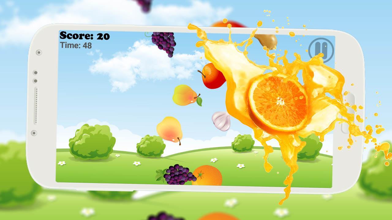 Ninja fruit cut - Fruit Cut Smash Screenshot