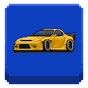 Pixel Car Racer MOD APK 1.1.21 (All Unlocked & Money)