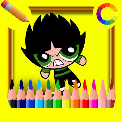 教育App|色をアニメーション化します LOGO-3C達人阿輝的APP