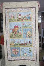 Photo: покрывало 130х70 для дочкиной кроватки
