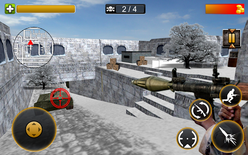 Frontline Sharpshooter Commando 3d 1.0 32