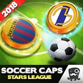 Soccer Caps Stars League 2018