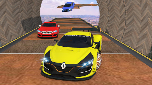 Ultimate City GT Car Stunt: Mega Ramp Climb Racing 2.0 screenshots 1