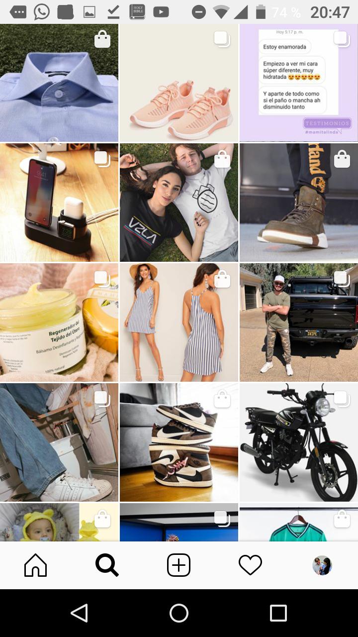Los 5 anuncios de Instagram más importantes del 2019 4