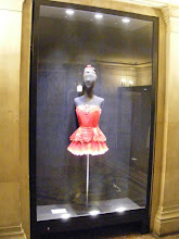 Photo: Thus. a number of the exhibits are ballet centric.
