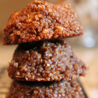 Day 131 – Peanut Butter Chocolate Chip Quinoa Cookies.
