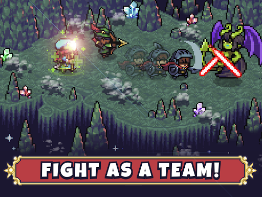 Cave Heroes: Idle Dungeon Crawler Beta 1.5.4 screenshots 15
