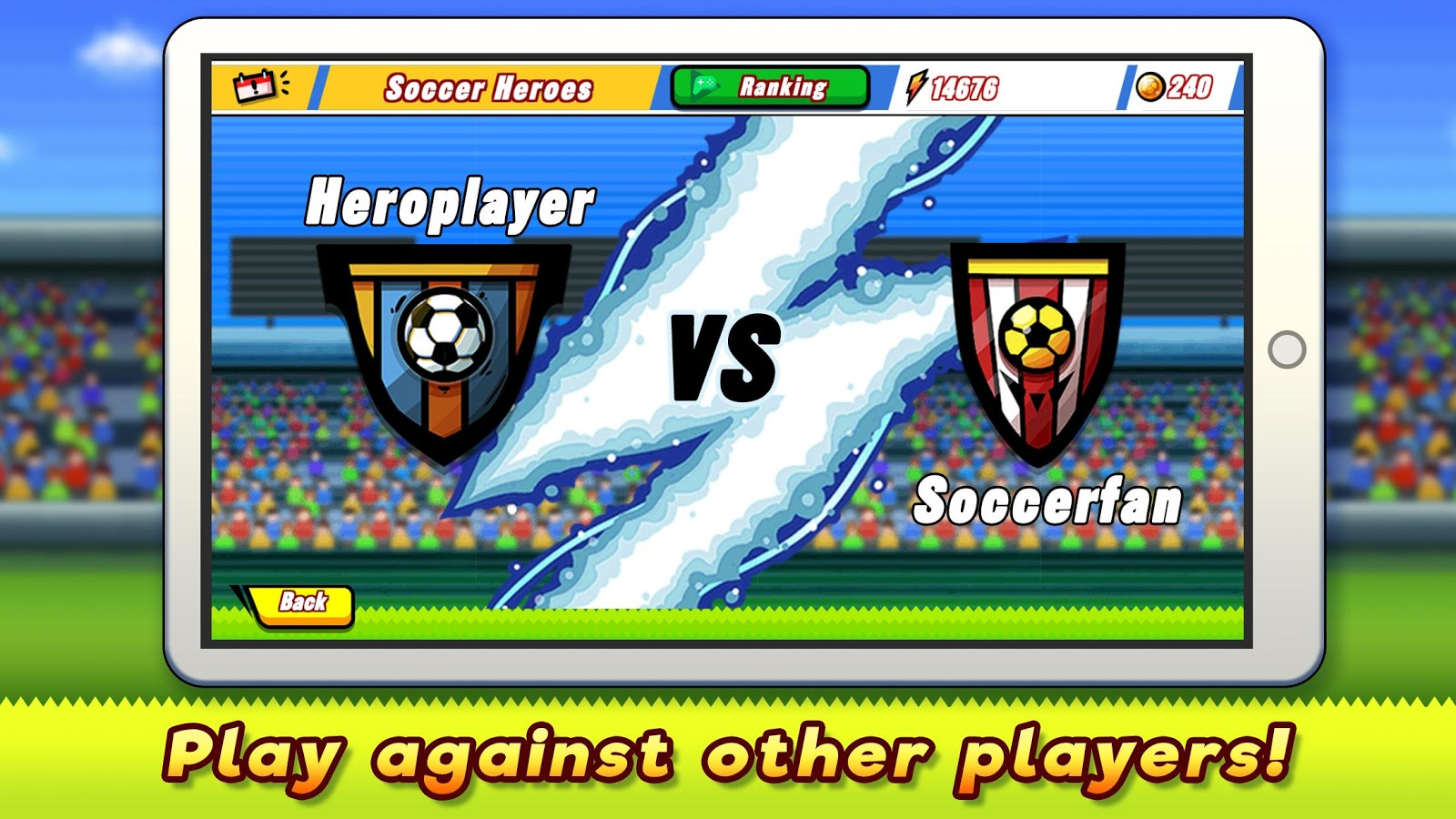 Soccer Heroes 2018 - RPG Football Stars Game Free- screenshot