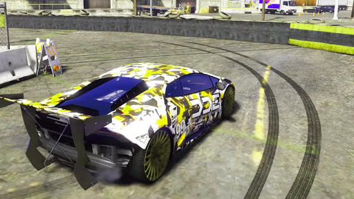 Drift Car Racing Game 3D:Drift Max Pro Simulator screenshots 4