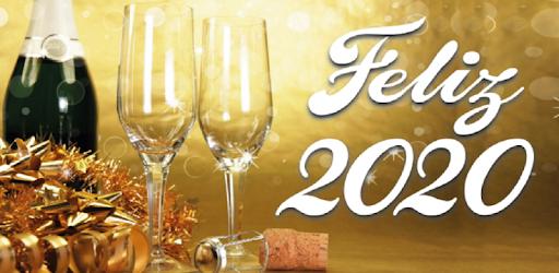 Mensagem De Feliz Ano Novo 2020 Cartões Saudações Apk App