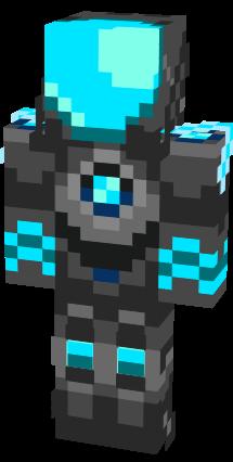 Terraria Vortex Armor Nova Skin