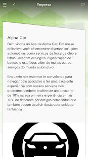 Alpha Car - náhled