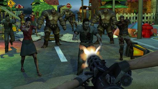 Zombie Battlefield Shooter 1.3 screenshots 1