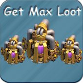 Loot clash of clan And Guide
