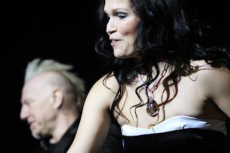 Photo: Tarja Turunen & Mike Terrana