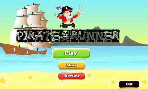 Pirate Runner 2D
