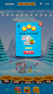 Bubble Shooter Easter Bunny screenshot