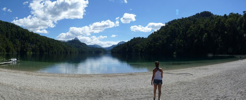 Lago Espejo Chico