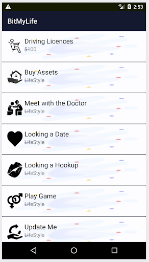 Life Simulator - Social Networking: BiTMiND cheat screenshots 4