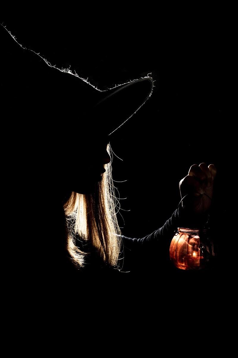 Una luce per Halloween 🎃 di guazzini.com