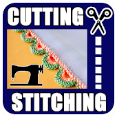 CUTTING STITCHING VIDEOS : DIY Fashion Designer