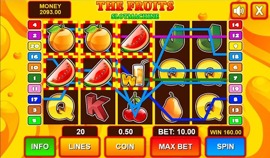 Fruit Slots Mobile- screenshot thumbnail
