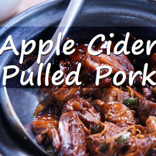 Apple Cider Pulled Pork Recipes