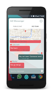 %name Messenger for Pokemon GO v2.1.6 APK