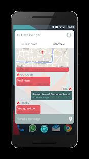 Messenger for Pokemon GO android apk