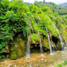 by Veli Toluay - Landscapes Waterscapes ( manzara, su, dere, yeşillik, şelale )