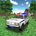 Driver Steve: Police car - police simulator icon