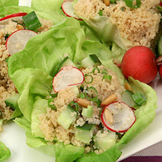 Cucumber Couscous Salad Recipe