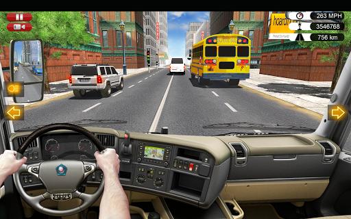 Traffic BUS Racer