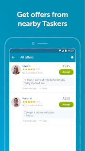 Airtasker - Get handyman, cleaner & home jobs done - Apps on Google Play