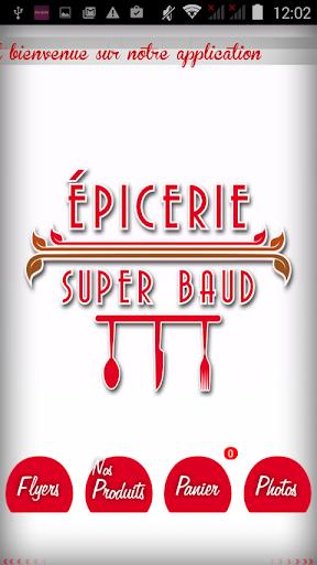Epicerie Super Baud