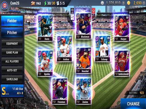 MLB 9 Innings GM apk screenshot