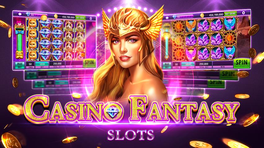 android Slots 777 - Casino Fantasy Screenshot 0