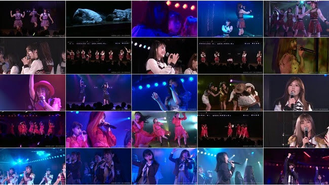 190618 (720p) AKB48 岡部チームA「目撃者」公演