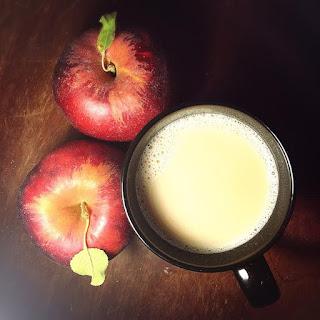 4-Ingredient Ginger Tea Latte.