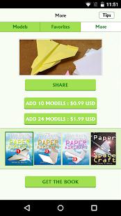 Paper Aircraft Advanced screenshot