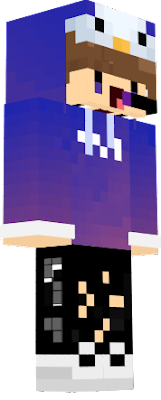 This is my YT and Twitch skin.