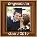 Graduation Photo Editor icon