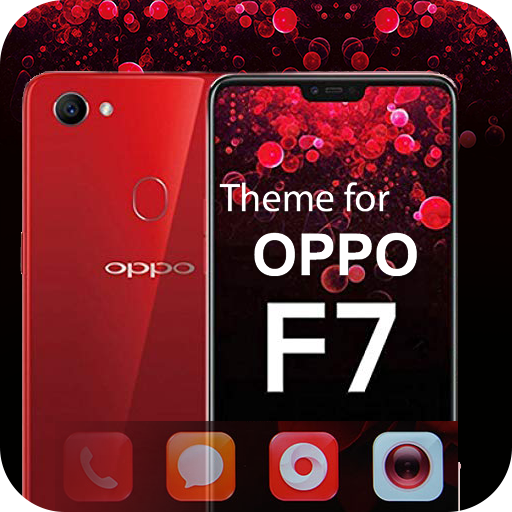 Launcher For OPPO F7 2019 X themes and wallpaper