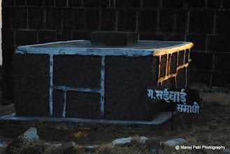 Photo: Rani Sai Bainchi Samadhi