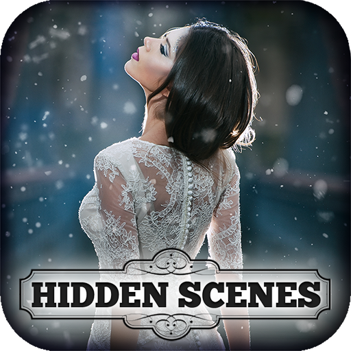 Hidden Scenes Magical Princess